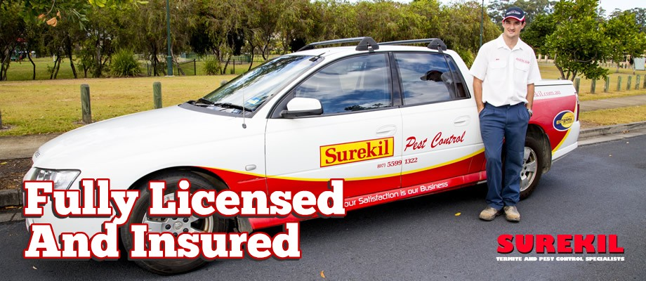 Our Technicians are licensed in QLD and NSW, fully insured and hold National Police Certificates