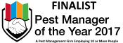 Pest Manager of the Year Finalist 2017