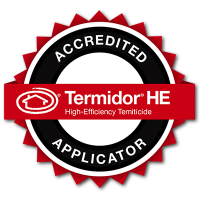 Accredited Termidor HE Applicator